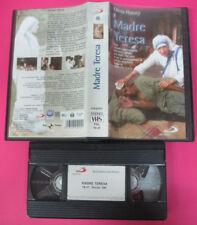VHS film MADRE TERESA 2003 Olivia Hussey SAN PAOLO 47042941 (F31) no dvd
