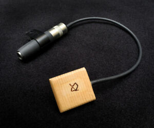 Revolution Solo Upright Bass Pickup - Rev Solo - Made by Upton Bass - free ship!
