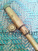 "12"" Telescope Nautical Marine Spyglass Scope Vintage brass telescope Item Gift"