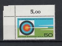 Berlin Briefmarken 1979 WM Bogenschießen Mi.Nr.599** postfrisch Ecke