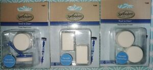 NEW Spellbinders New Tool in one, foam applicator and replacement foams.