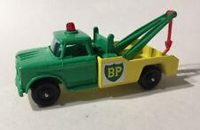 Phantom Matchbox Lesney #13 BP Reverse Colors Dodge Wreck Truck.