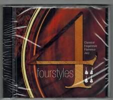 Fourstyles - (Gitarre - Flamenco -Jazz - Classic)