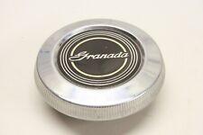 Original 1975-79 Ford Granada Accessory Chrome Fuel Gas Cap OEM FoMoCo Part