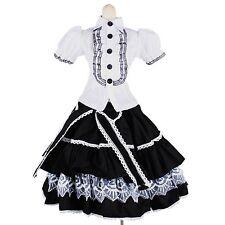 [wamami] 299 Black Dress/Clothes/Suit/Outfit 1/4 MSD AOD DOD DZ BJD Dollfie Doll