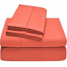 Twin XL Sheet Set, Twin Extra Long, 3-Piece Ultra-Soft Premium Bed Sheets