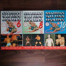 NHB: Brazilian Vale Tudo Fighting VHS (3 Tapes) Very Rare