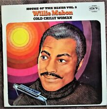 Vinyle 33t / 30cm - Willie Mabon - Cold chilly woman - Barclay 1975   D366