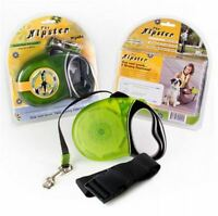 M2PETS Hipster DOG LEASH Retractable Hand Held Or HANDS FREE HIP LEASH - New !
