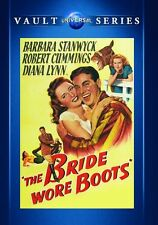 Bride Wore Boots (Barbara Stanwyck) - Region Free DVD - Sealed