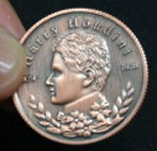DPG HOUDINI COLLECTORS COIN - Bronze