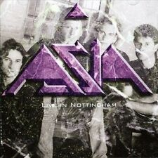 Live in Nottingham [Bonus Tracks] by Asia (Rock) (CD, Mar-2007, Abstract Sounds)