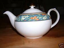 Royal Doulton Tudor Grove Teapot Brand New-Never Used