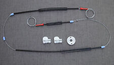 VW PASSAT B5 WINDOW LIFT REPAIR KIT FRONT LEFT (PASSENGER SIDE) TOP UK SELLER