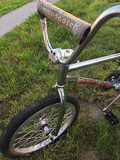 "Redline RL 340 Mid Old School Bmx Bike 20""  / Mongoose Sovos Hubs 48 Haro  Gt"