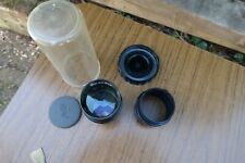 Cased Leitz Leica LTM Telyt 20cm F4.5 Lens With TNGOO Hood - Ser No 768160