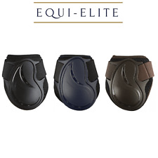 LeMieux Derby ProJump Fetlock Show Jumping Boots - Mesh Air Vented Jumping Boots