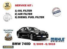 para BMW 740d 3.0dt F01 N57 2009-2015 NUEVO