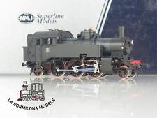GL311 - BRASS MODEL NMJ SUPERLINE 32a 29 NSB Dampflok Type 32a 291 - OVP