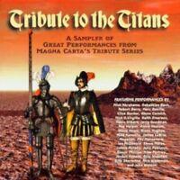 VA Magna Carta - Tribute to the Titans RUSH ELP JETHRO TULL YES CD NEU