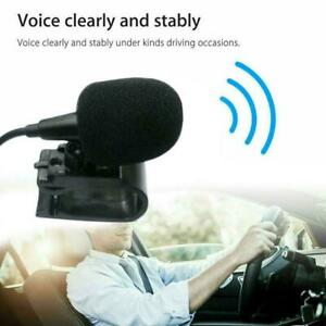 Car Audio Microphone External Bluetooth Microphone Radio For Automobile J8Y9