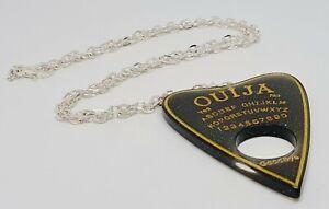 Ouija Board Pointer Necklace - Seance Spiritual