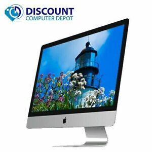 """Apple iMac 21.5"""" Desktop Intel i5-5575R 16GB 1TB Mojave OS Webcam WiFi MK442LL/A"""