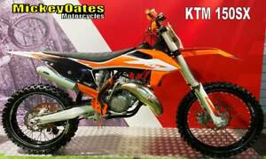 KTM 150 SX 2020 Only 39 Hours, Immaculate Condition @ Mickey Oates Motorcycles
