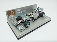 MINICHAMPS 1/43 - Mercedes GP Petronas - Nico Rosberg - Showcar 2010 400100074