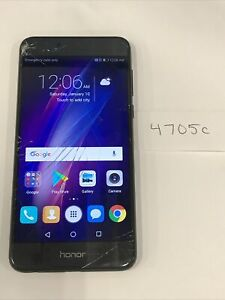 Huawei Honor 8 - FRD-L04 - 32GB - Black (Unlocked) (4705c)