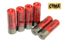 CYMA 30rds M870 Shotgun Airsoft Toy Shell For Marui System (6pcs) CYMA-M069