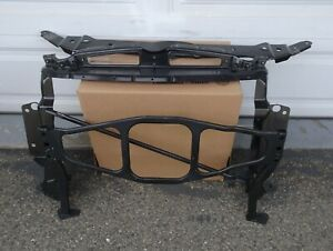 BENTLEY 2013 - 16 GT GTC RADIATOR SUPPORT FRAME PARTS 3W0805565H NEW OEM PARTS