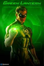 GREEN LANTERN~HAL JORDAN~PREMIUM FORMAT FIGURE~EXCLUSIVE~DC COMICS~SIDESHOW~MIB