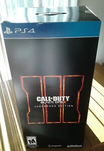 BRAND NEW Call Of Duty Black Ops 3 Juggernog Edition PS4 Never Opened