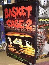 Basket Case 2 Dvd Hardbox Uncut Rare 84 Entertainment comedy Gore