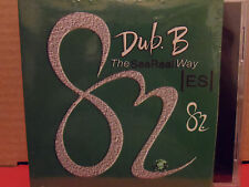 Dub B - The SeaReal Way CD BRAND NEW RARE Rap DUB B Sir Mix-a-lot THIN C
