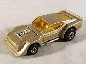 Matchbox Employee Sample IMSA Mustang - Metallic Sand - Prepro Prototype RARE