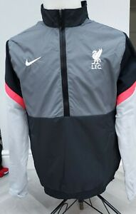 GENUINE Liverpool FC NIKE  training JACKET / COAT RRP £69.95 BNWT / SUPERB M