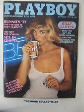 Playboy Magazine   November 1977   Rita Lee POTM/Bunnies Of '77