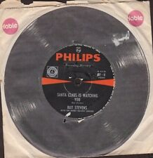 "Ray Stevens Santa Claus Is Watching You / Loved And Lost - 7"" single 45rpm"
