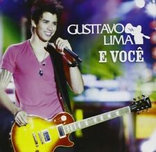 GUSTTAVO LIMA - E VOCE: DELUXE EDITION USED - VERY GOOD REGION 2 DVD