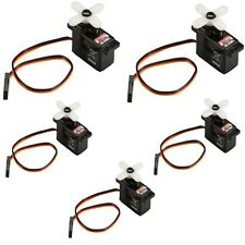 Hitec HS-65MG Mighty Metal Gear Feather Micro Servo 32065S HS65MG / HS65 (5)
