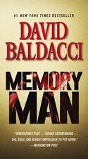 Amos Decker: Memory Man by David Baldacci (2016, Paperback)