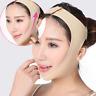 Facial Slimming Double Chin Strap Breathable Face Bandage V Lift Band Cheek Mask