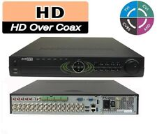 32ch XVR DVR system Support 5MP HD-TVI/AHD & 2MP CVI Camera, 4K HDMI Output