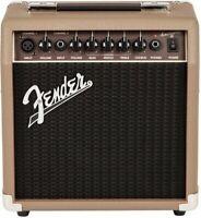 Fender Acoustasonic 15 Acoustic Guitar Combo Amplifier