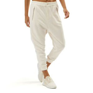 adidas Originals KAVAL Women's Cuffed Sweat Pants Drop Crotch Tapered Joggers
