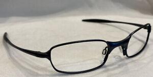 Genuine Oakley Pewter Square Wire 2.0 Eyeglasses Frames