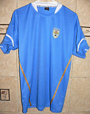 Uruguay Fan Enthusiastic Adult Extra Large Soccer Jersey