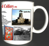 HAWTHORN COMBINED COLLIERY COAL MINE MUG LIMITED EDITION MINERS COUNTY DURHAM